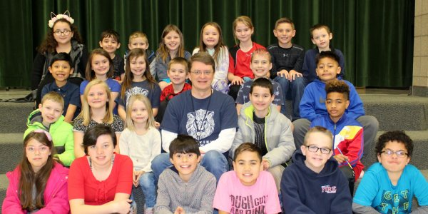 February 22nd spotlight students