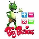5. Math Bigbrainz! logo