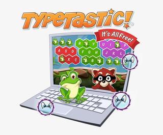 2. Typetastic! Lessons K-2 and Upper Elem. logo