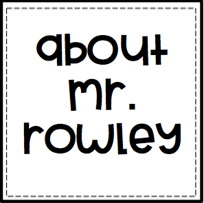 About Mr. Rowley logo