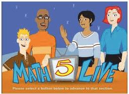 Math5live logo