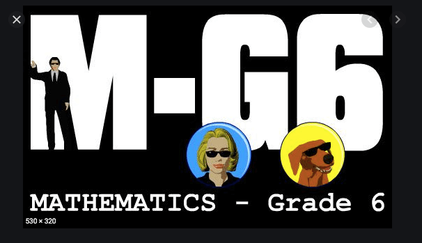 Math Spy Guys 5th and 6th Grade logo