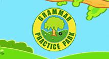 Grammar Practice Park 3rd Gr. logo