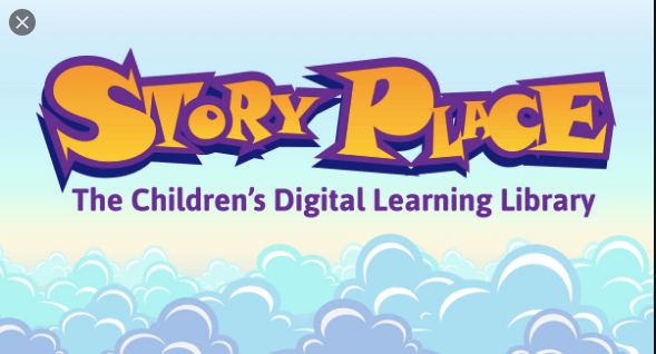 Storyplace-children's Digital Library logo
