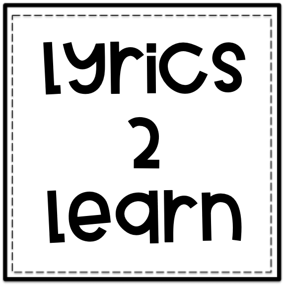 Lyrics 2 Learn logo