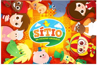 Sitio Do Pica-pau Amarelo logo